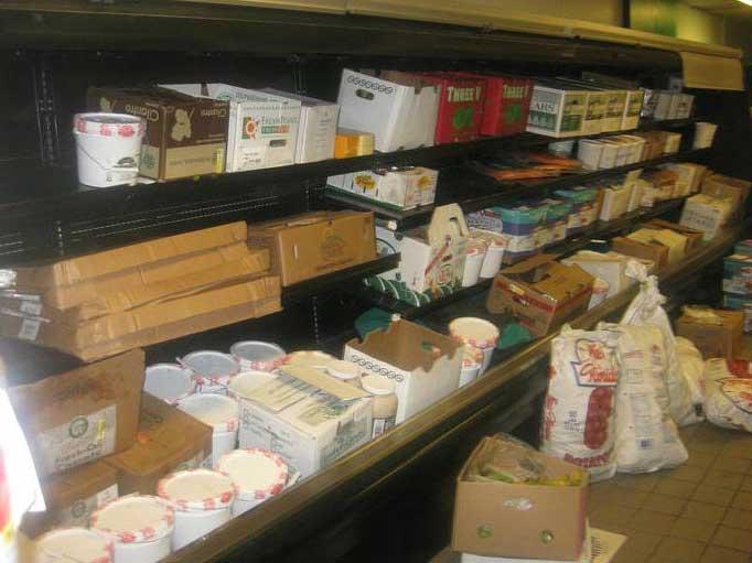 Chesed refrigerated storage