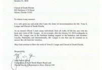 Florida State Representative John Patrick Julien